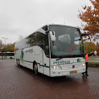 Mercedes Tourismo van Peereboom Touringcars bus 30