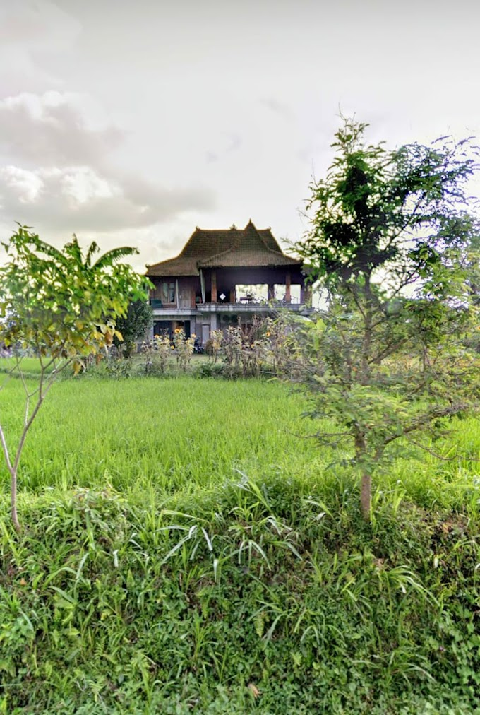 Rumah Murah Etnik Jawa Tanah Halaman Luas di Pakem Jl. Kaliurang