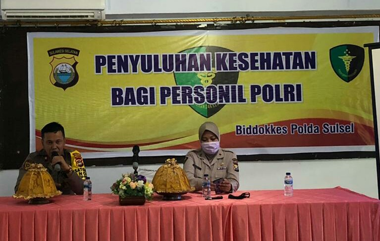 Dampingi Kaur Yankes Subdit Dokkes Polda Sulsel, Kabag Sumda Polres Soppeng Ungkap Ini