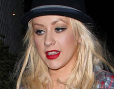"Christina Aguilera arrested for being ""extremely intoxicated""(2pics):celebrities"
