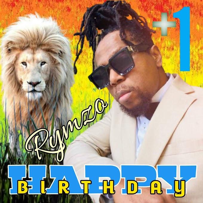 HAPPY BIRTHDAY RYMZO