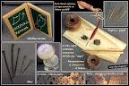 Instrumentos romanos para escribir. Cultura romana