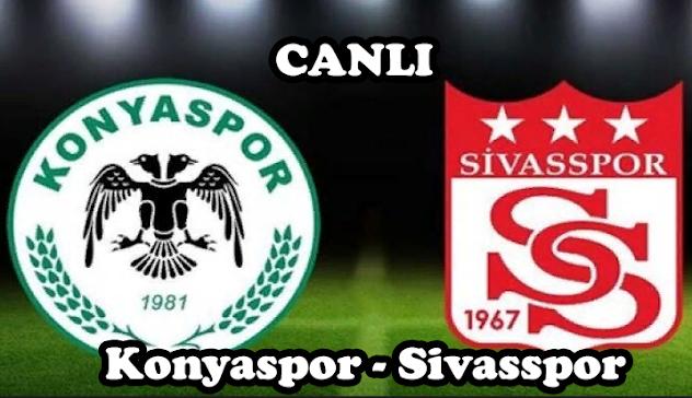 Konyaspor - Sivasspor Jestspor izle
