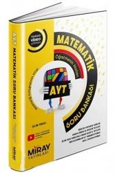 Miray Yayınları AYT Matematik Tamamı Video Çözümlü Soru Bankası