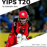 YIPs Victoria T20 Big Bash cricket