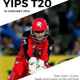 YIPs Victoria T20 Big Bash cricket
