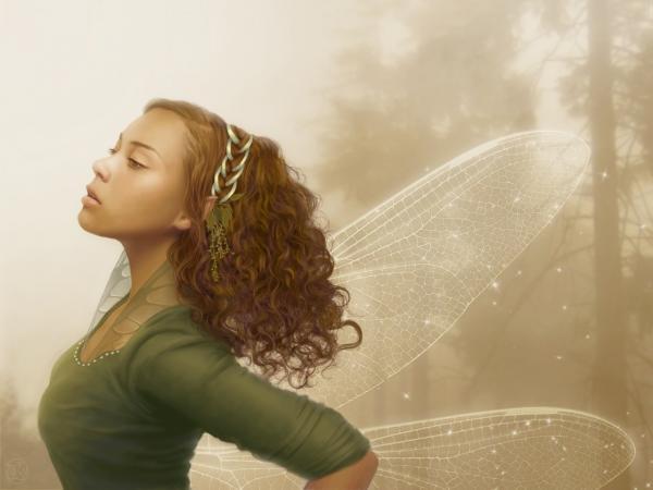 Goodness Of Elegant Faerie, Fairies Girls 2