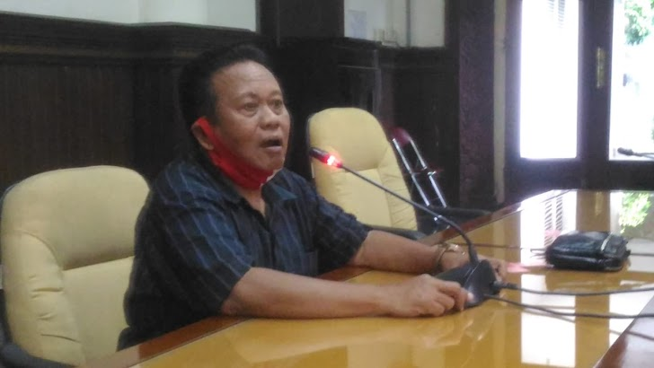 Ketua DPRD DIY : Anggota Dewan Silahkan Mudik, Di Dalam Wilayah DIY