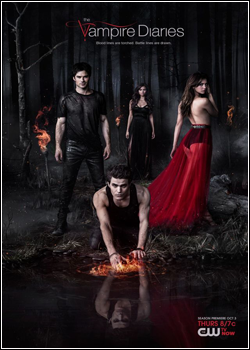 Download Seriado The Vampire Diaries – 5ª Temporada DVDRip RMVB Legendado