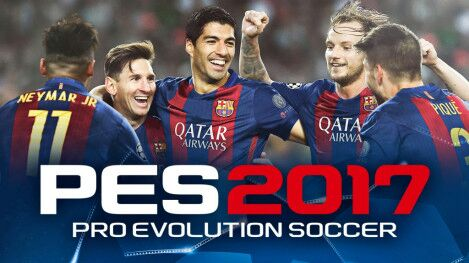 Download PES 2017 apk and obb free