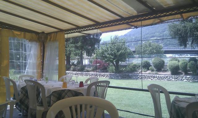 Ristorante Isola Zio Bruno, Via Serio, 24, Albino Bergamo, Italy
