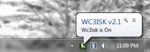 WC3ISK Ejecutado