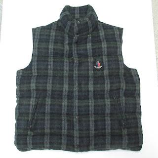 Moncler Wool Vest