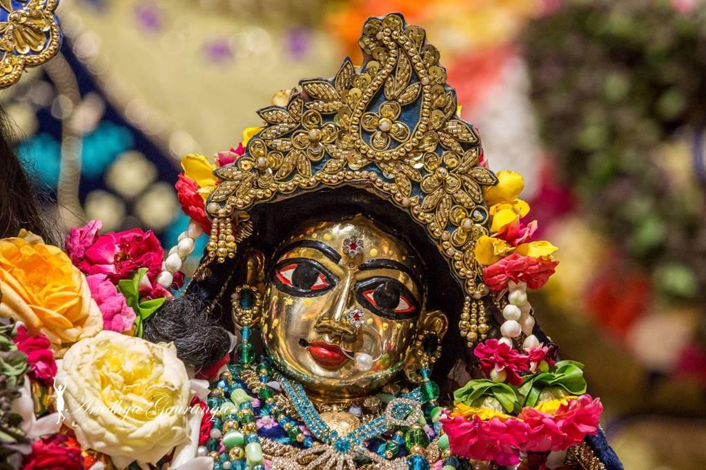 ISKCON Mayapur Deity Darshan 01 Mar 2016 (47)