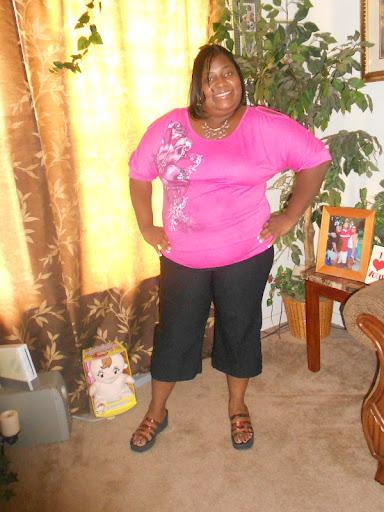 Chante Johnson Photo 17