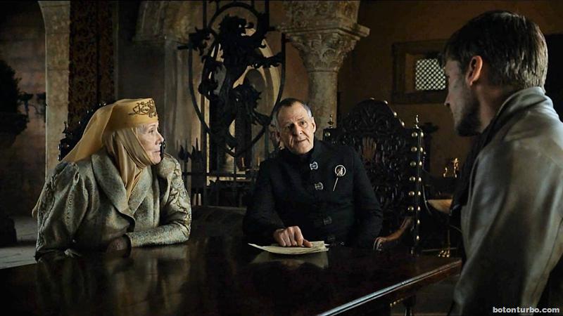 Jaime jugándose sus cartas