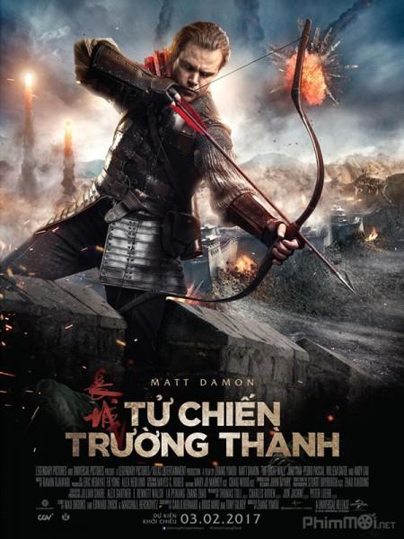 The Great Wall - Tử Chiến Trường Thành