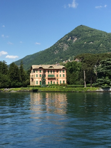 Italy: Postcards from Lake Como and Bellagio