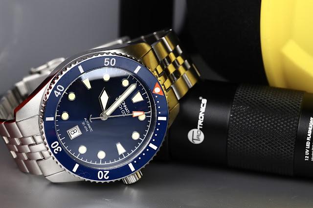 Cincinnati Watch Co. Diver's Edition