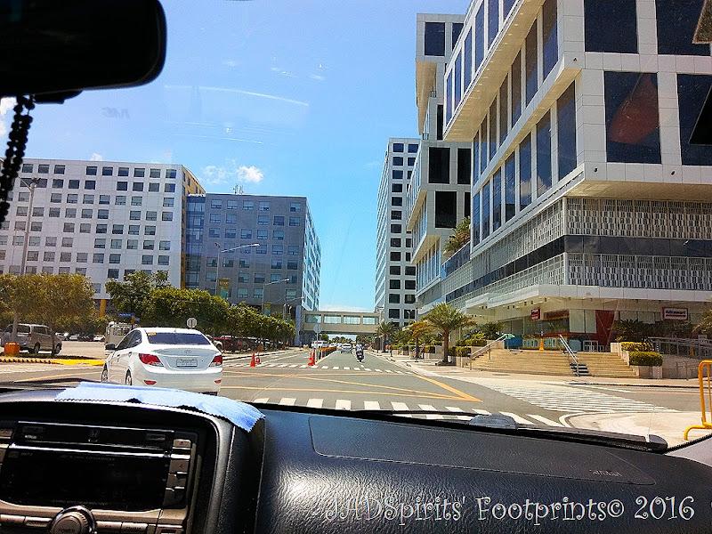 Palm Coast Avenue, SM Mall of Asia