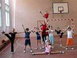 Спорту та 20 річчя розвитку спорту в