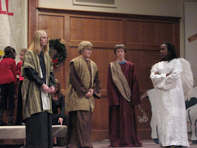 It's A Wonderful Life Christmas Play at Mt. Olive