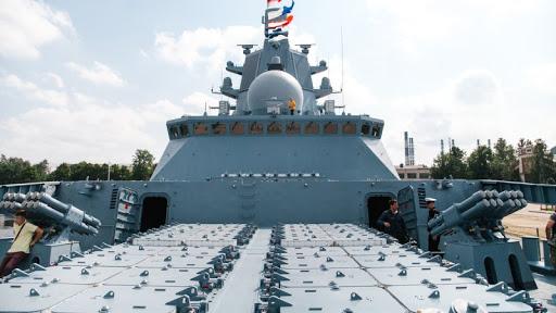 Fregat Admiral Gorshkov Class
