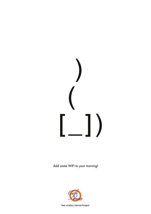 Creativos ejemplos de publicidad minimalista el blog del for Meaning of minimalist design