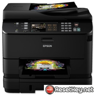 Reset Epson WorkForce WP-4545 printer Waste Ink Pads Counter