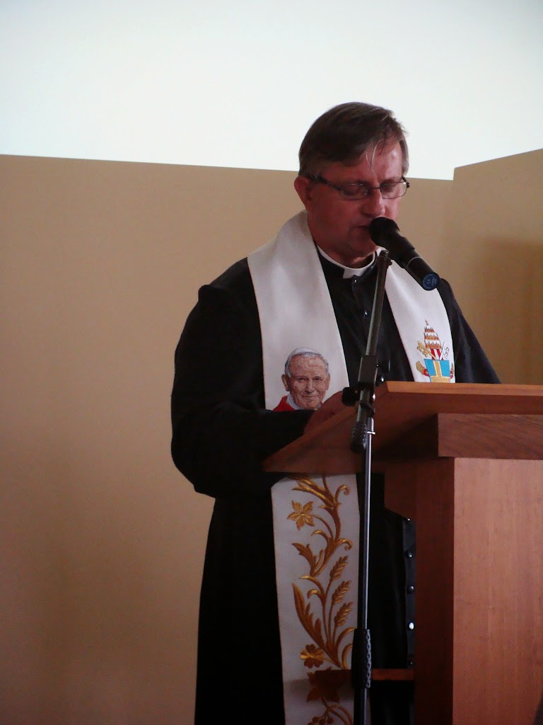 2014 Rekolekcje - Podwyższenie Krzyża Świętego w Częstochowie - DSC05788.JPG
