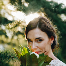 Fotógrafo de bodas Ulyana Lenina (UlichKulich). Foto del 16.09.2017