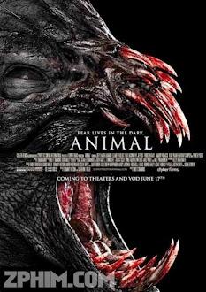 Quái Thú Rừng Thiêng - Animal (2014) Poster