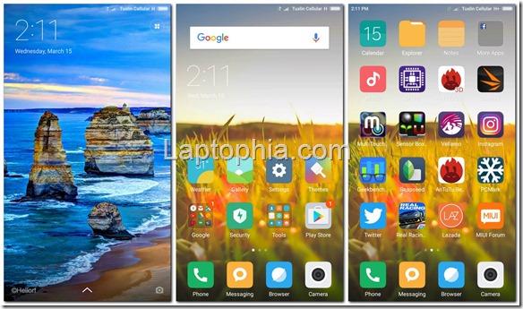 Software & Fitur Xiaomi Redmi Note 4