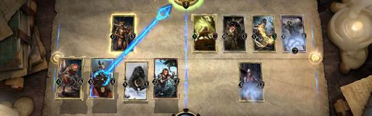 The Elder Scrolls - Legends Mobil Platforma Geldi
