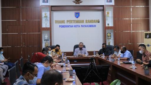 Kasus terus meningkat, Satgas Covid-19 Payakumbuh laksanakan evaluasi