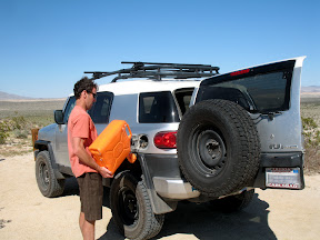As much as I love the capability of our FJ Cruiser the gas mileage leaves much to be desired.