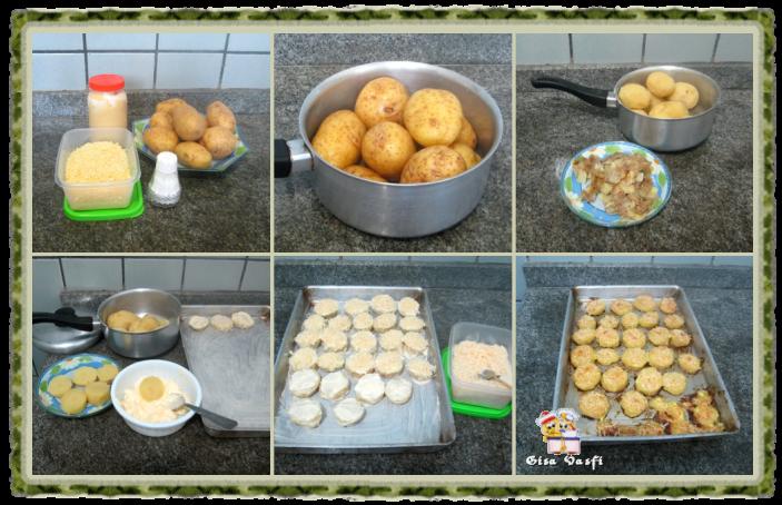 Batatas ao forno 3