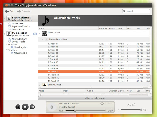 Tomahawk 0.2.x