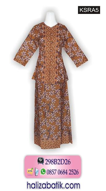 grosir batik pekalongan, Batik Modern, Model Busana, Busana Batik Wanita