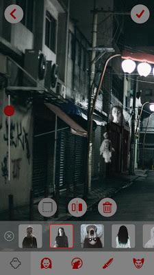 Ghost in Photo Editor Prank - screenshot