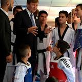 Koninklijk bezoek bij Abdelkwan!!