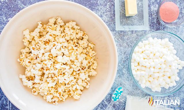 popcorn ball recipe ingredients