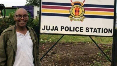 Where does lawyer Soyinka stay in Nairobi? Lawyer Soyinka family members