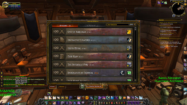 World of Warcraft: Warlords of Draenor - On a Massive Number of Missions