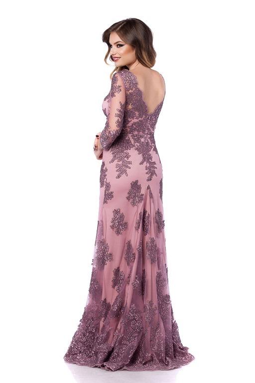 rochie-de-seara-lunga-din-dantela-aplicata-manual-cu-cupe-si-corset-lila-faith (2)