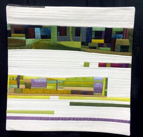 """Day and Night"" by Joan Bratton of Woodridge, Illinois"