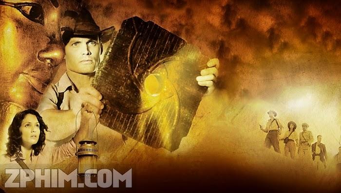 Ảnh trong phim Lời Nguyền Của Kim Tự Tháp - The Curse of King Tut's Tomb 1