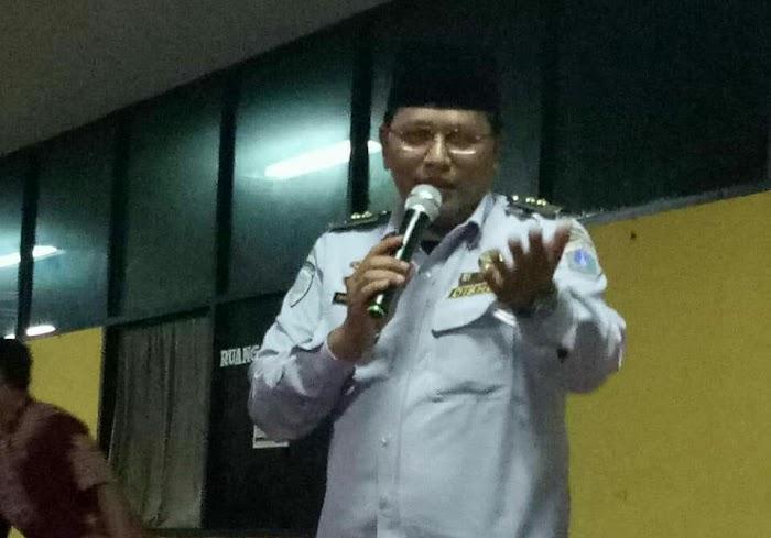 NU Jaktim Lakukan Pembinaan Rohani Pengguna Terminal Kampung Rambutan