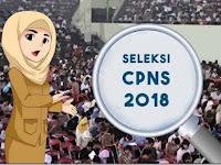 Jadwal Penerimaan CPNS 2018 dari Menteri PAN-RB