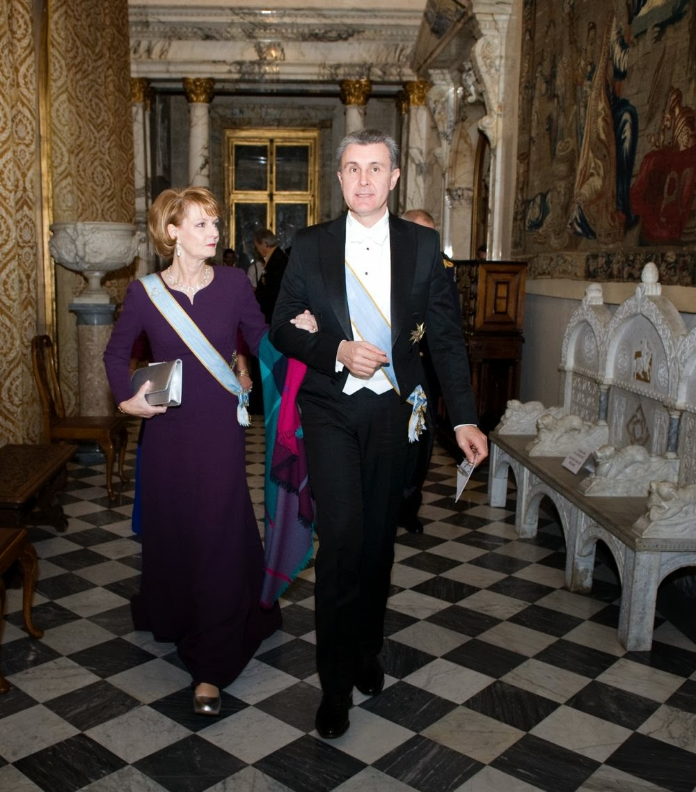 Crown Princess Margarita and Prince Radu visit the State of Israel